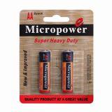 Super Power Carbon Zinc Battery R03/Um4 1.5V