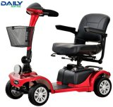 Mini 4 Wheels Electric Mobility Scooter for Handicapped
