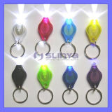 Mini Keychain Light Novelty Keychain Flashlight Promotion Gift (SL-306)
