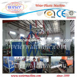 PE Gas/ Water Supply Pipe Plastic Making Machine HDPE Pipe Extrusion Line