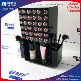 Large Acrylic Lipstick Holder with Brush