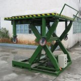 Warehouse Loading Ramp Hydraulic Lift Platform