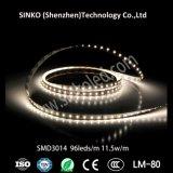 96LEDs/M 3014 White Flexible LED Strip Light