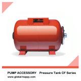 Pump Accessory Horizontal Pressure Tank