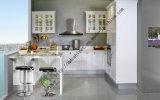 PVC Wrapped Kitchen Design (ZS-258)