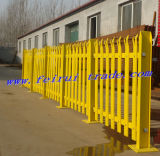 Professional Factory Powder Coated Palisade Fence for Sale with Lower Price