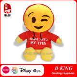 Wholesale Cool Emojis Characters Stuffed Toys for Kids