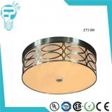 Et3 Flush Mount Brushed Nickel Chandelier Lighting LED Ceiling Light