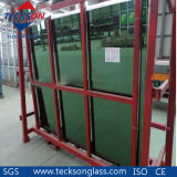 Deep Green /Dark Green Reflective Float Glass with Ce&ISO9001