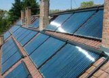 Solar Heat Project with Heat Pipe Solar Collector
