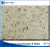 Quartz Stone Flooring Tile for Decoration with SGS & Ce Certificate (Single colors)