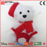 Christmas Stuffed Toy Gift Soft Plush Bear for Kids