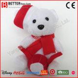 Stuffed Animal Bear for Christmas Day