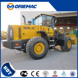 Sdlg 5 Ton Wheel Loader LG956L for Road Construction