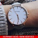 Yxl-582 Hot Vogue Genuine Leather Man Wrist Waches Lady Fashion Quartz Watches