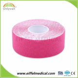 Free Sample Ce FDA Approved Waterproof Kinesiology Sports Tape for Athletes