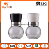 Glass Bottle Hand Operate Salt and Pepper Mill