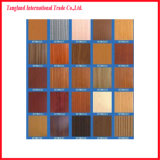 Wood Grain Aluminium Composite Panels/Aluminum Cladding Sheet/Aluminium Composite Plate