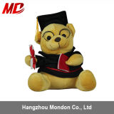 2015 Scholar The Graduation Bear with Cap and Certificate
