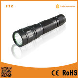 F12 High Power Top Quality Recharageable T6 LED Waterproof Ipx7 New High Power LED Torch