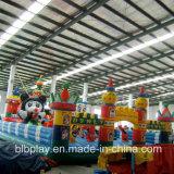 Inflatable Castle for Amusement Park