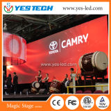 Fixed/Rental Install Advertising LED Sign Display Screen