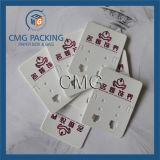 Wholesale Custom Printed Cardboard Earring Card