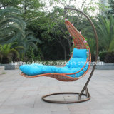 New Design Outdoor Hanging Chaise Lounger Chair
