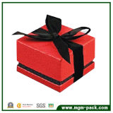 Popular Small Lovely Red Paper Packing Box for Chocolate