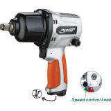 1/2′′ Heavy Duty Air Impact Wrench (Twin Hammer) (AT-5040N)