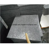 Natural Stone G654 Flamed Granite Flooring Tile for Paving