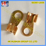 Brass Terminal, Ring Terminal with ISO Certificate (HS-DZ-0036)