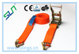 2017 5m Ratchet Strap with Double J Hook