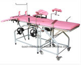 Ordinary Obstetric Table for Gynecological Operations, CE ISO9001 Marked, Cheap