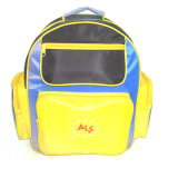 70d  Nylon  PVC  Backing Children School Backpack Bag