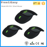 New Hot Product 3D Mini Gift Slip Wired Mouse