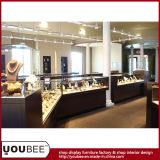 High End Jewelry Display Showcase/Counters From Factory
