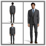 Bespoke Tailor 100% Wool Slim Fit 3PCS Suit for Men (SUIT61471)