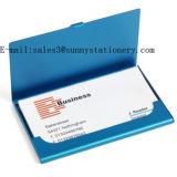 Premium Engraved Metal Business Card Holder, Stainless Steel Card Holder