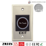 Stainless Infrared Push Exit Switch Button/ No Touch