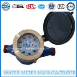 """Mechanical Water Meter with """"C"""" Type Dry Dial Register"""