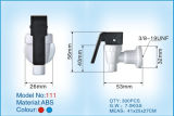 Water Faucet with Push Handle