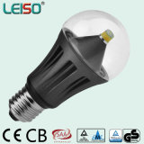 8W A60 LED Bulb with 330 Degree Beam Angle