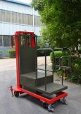 Chinese Mini Semi Electric Stock Picker with Competitive Price