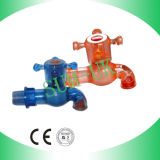 PVC Tap With Cross Handle (ZX8002)