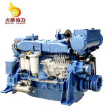 Low Fuel 350HP Boat Engine Wd12/Wd615 Series Marine Engine
