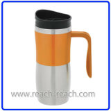 450ml Stainless Steel Coffee Travel Mug (R-2276)