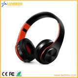 Foldable Bluetooth Wireless Headphone Compatible Computer/Mobile/TV/Micro SD TF Card
