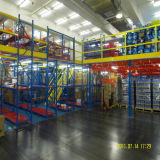 Pallet Shelving Supported Mezzanine Racking