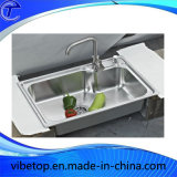 Cheap Stainless Steel Single Bowl Kitchen Sink